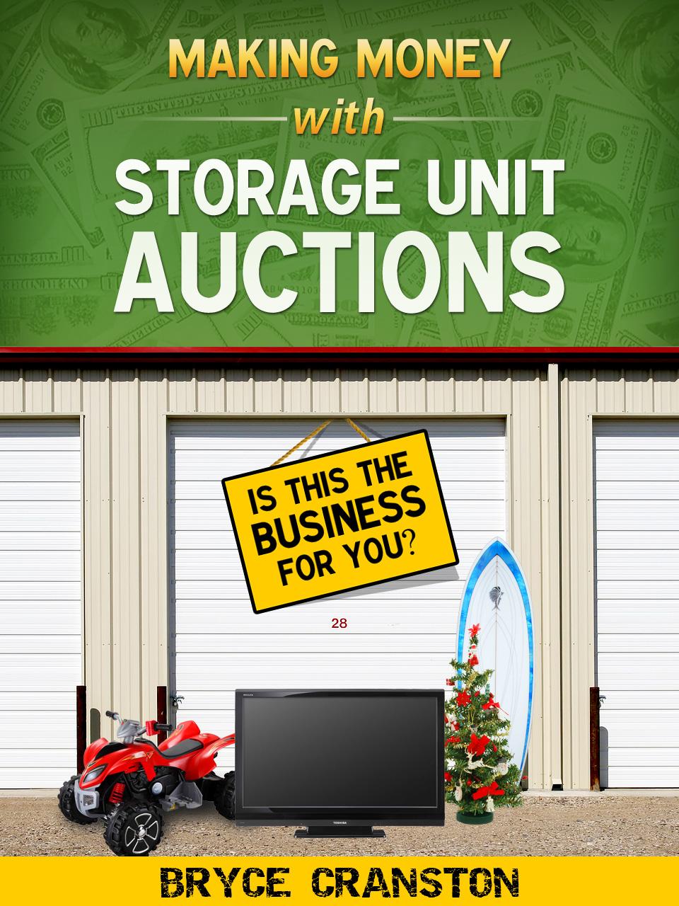 Storage Unit Auctions - Cover