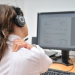 Neck Pain from using the computer