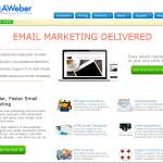 AWeber Website