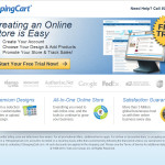 IShoppingCart Home Page