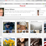 Pinterest Personal Page