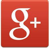 Google Plus Symbol