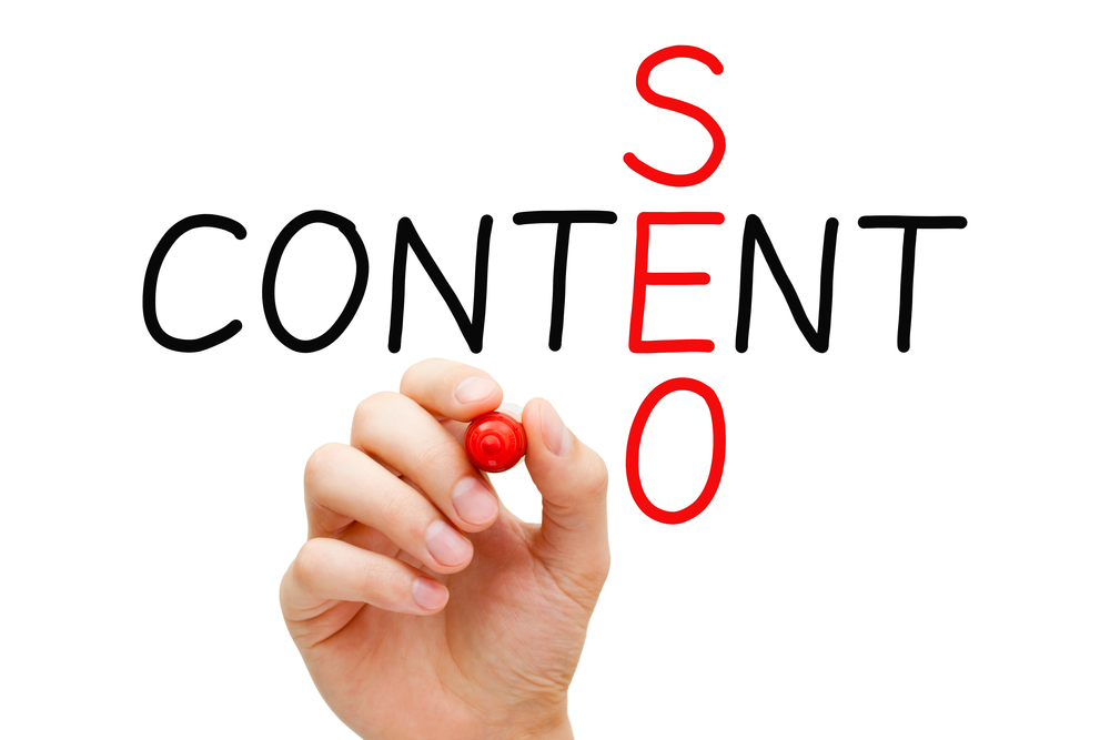 Content is Critical for SEO