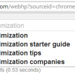 Search Engine Optimization (Search)