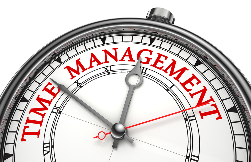 Time Management Clock
