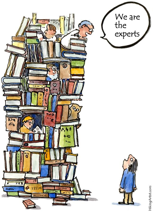 We Are the Experts