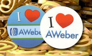 Aweber pins