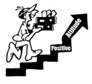 Steps Towards a Positive Attitude