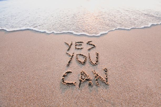 Be Positive - Yes YOu Can