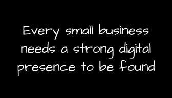 Small Business Marketing - Quote