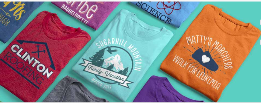 T-Shirts with Company Logos