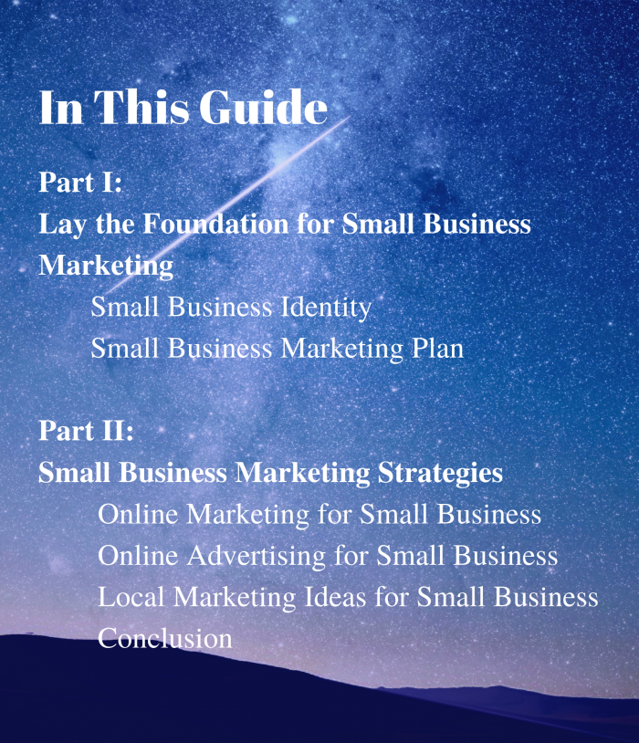 Small Business Marketing - TOC