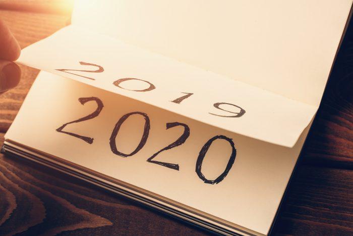 Calendar Change 2019 - 2020